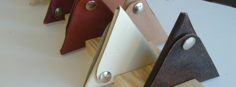 L'original en cuir : porte-monnaie