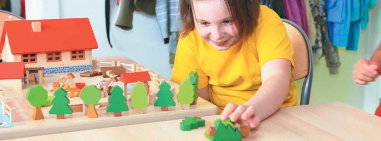 Initiation à la pédagogie Montessori dans le champ de l'action médico-sociale – Module 2 - Accompagnements et approches spécialisés - Adèle de Glaubitz