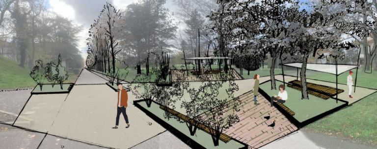 L'Institut Saint-André rénove ses réseaux enterrés et réinvente ses espaces